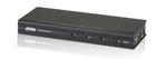 Aten 4 PORT USB DVI KVM SWITCH W/EU ADP.