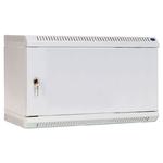 Шкаф телекоммуникационный настенный разборный 9U (600х650) дверь металл, [ ШРН-Э-9.650.1 ]