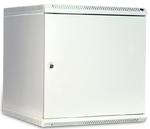 Шкаф телекоммуникационный настенный разборный 18U (600х520) дверь металл, [ ШРН-Э-18.500.1 ]