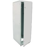 Шкаф телекоммуникационный напольный 27U (600x800) дверь металл (2 места), [ ШТК-М-27.6.8-3ААА ]