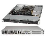 Supermicro SuperServer 1U 6018R-WTRT no CPU(2) E5-2600v3/v4 no memory(16)/ on board C612 RAID 0/1/5/10/ no HDD(4)LFF/ 2x10GE/ 2xFHHL, 1xHBA/ 2x700W Platinum/ Backplane 4xSATA/SAS