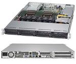 Supermicro SuperServer 1U 6018R-TDW no CPU(2) E5-2600v3/v4 no memory(16)/ on board C612 RAID 0/1/5/10/ no HDD(4)LFF/ 2xGE/ 2xFHHL, 1xLP/ 1x600W Platinum/ Backplane 4xSATA/SAS