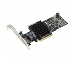 Контроллер PIKE II 3108-8I/240PD/2G, 8 портов, LSI SAS 3108, RAID 0/RAID 1/RAID 10/RAID 5/RAID 6/RAID 50/RAID 60, до 12GB/S ; 90SC07P0-M0UAY0