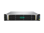 HPE MSA 2050 SFF 24 Disk Enclosure (used with LFF or SFF array head, w/ 2x0.5m miniSAS cables)