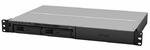Synology (Rack 1U) RS217 DC1,33GhzCPU/512Mb/RAID0,1/up to 2hot plug HDDs SATA(3,5' or 2,5')/3xUSB/1eSATA/2GigEth/iSCSI/2xIPcam(up to 16)/1xPS/no need rails 3YWar